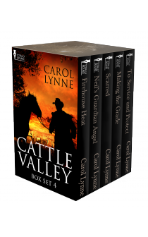 Cattle Valley Box Set 4