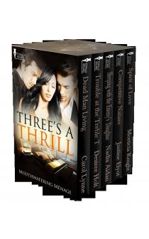 Three's a Thrill Box Set